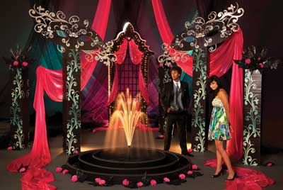 how to create a masquerade prom theme andersons blog