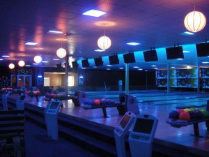 Andersons Prom After-Party Bowling Alley location
