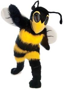 Andersons School Spirit Hornet Mascot Costume