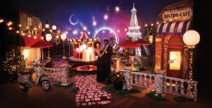 Le Grand Parc de Paris Theme