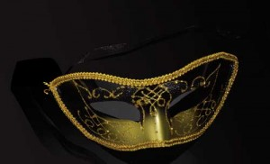 Andersons Prom Mask Teen Pick