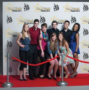 Andersons Prom Photo Ops Step And Repeat Wall