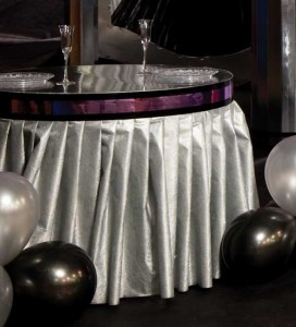 Andersons Prom Table Decor_ Streamer