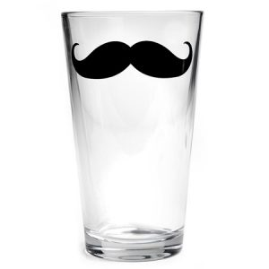 Mustachio Glass