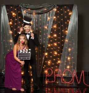 Andersons Prom Photo Ops and Props Ideas