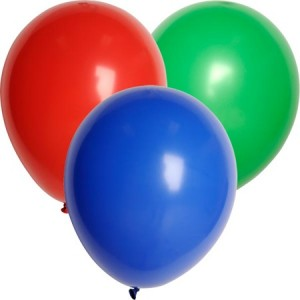 "Have a ""Balloon Pop"" for your coronation announcement."