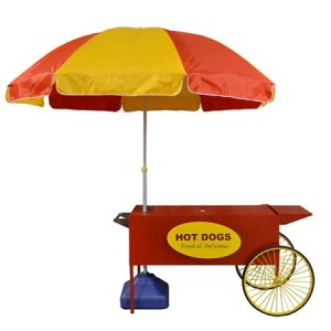 AP_Hot Dog Cart