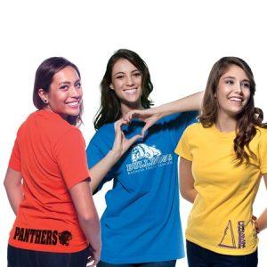 Custom School Spirit Wear Shirts