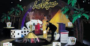 Casino Homecoming Theme