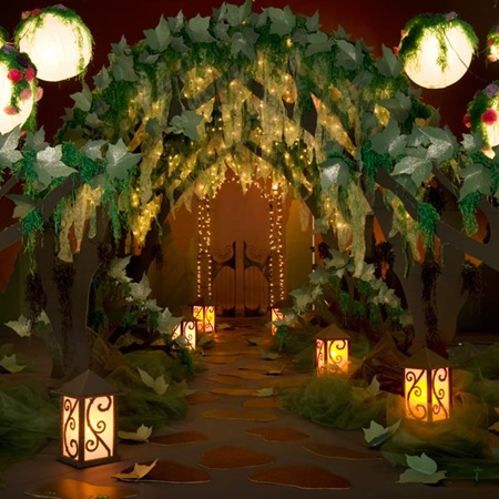 How To Create A Magical Enchanted Forest Prom Theme