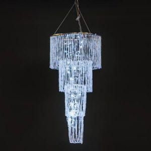 Diamond_cut_chandelier