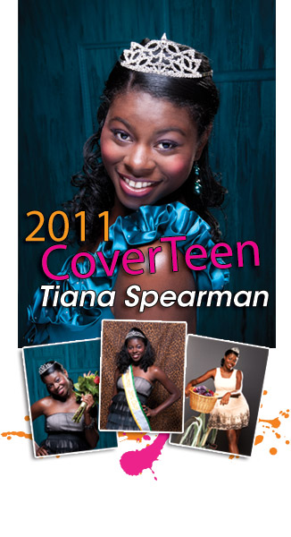 2011 Cover Teen!