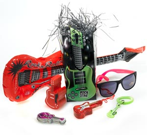 Rock Star Fun Pack
