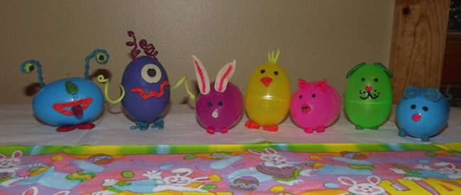 Easter Egg Creations