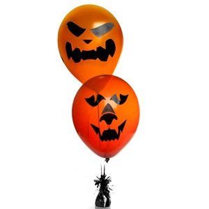 Halloween Balloon Craft