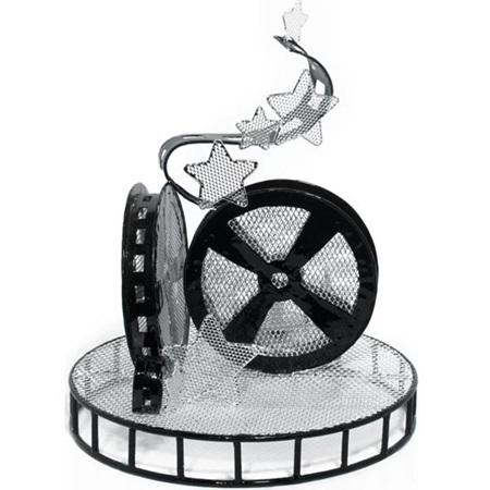 Movie Centerpieces Movie Reel Centerpiece Set