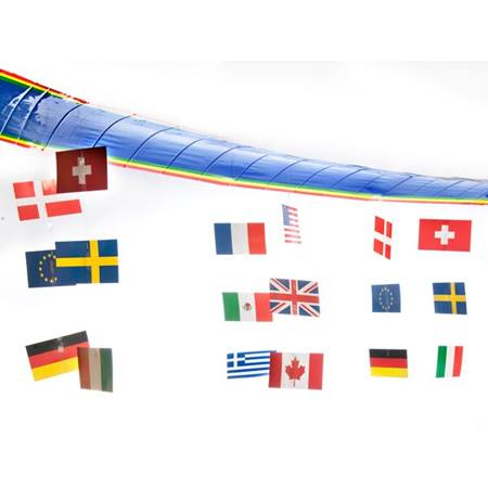 International flag canopy anderson 39 s for Decor products international
