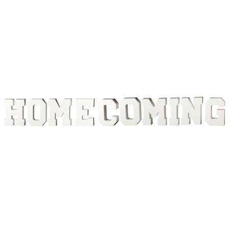 Homecoming Letters Kit - 24 in