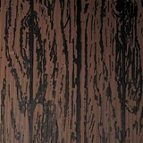 Dark Woodgrain Corrugated Paper