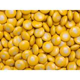 Gold M&M's® Milk Chocolate Candy - 5 lbs.