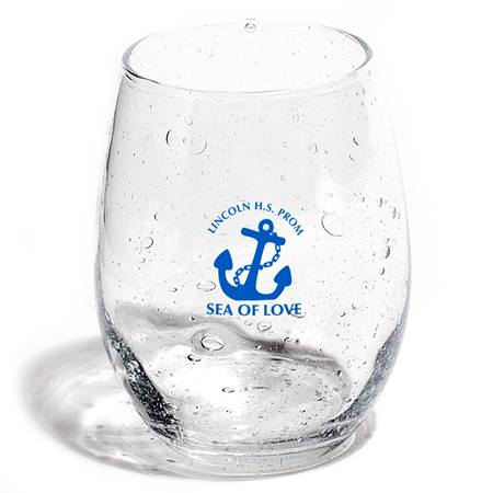 9 oz. Rainmist Dessert Glass