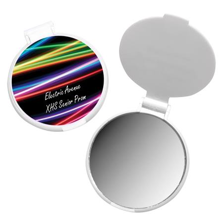 Full-color Compact Mirror - Club Prom