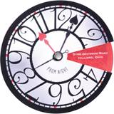 Spin and Reveal Invitation - Clock