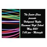 Full-color Tickets - Club Prom