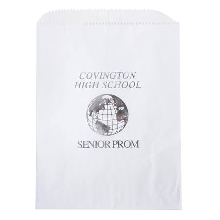 Passport to Prom Candy Bag