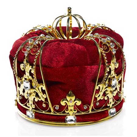 Supreme Sovereign Crown - Red