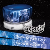 Snowflake Royalty Set with Scepters