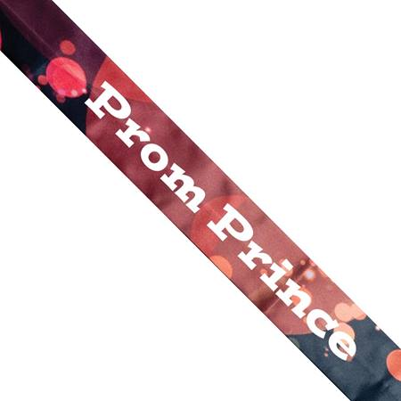Custom Full-color Royalty Sash - Funtastic