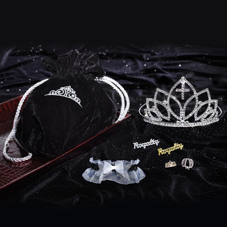 Homecoming VIP Set With Delphina Tiara