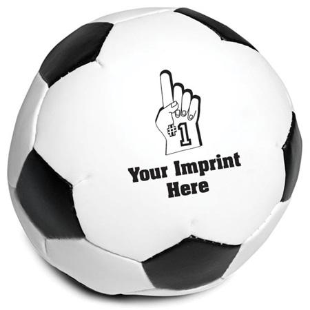 Custom Squishy Mini Soccer Ball Anderson s