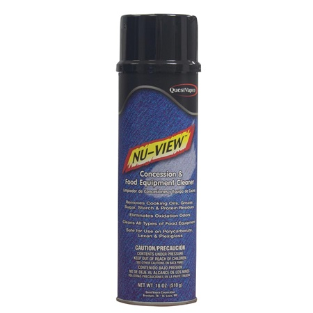 Nu-View Equipment Cleaner