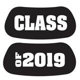 Class of 2019 EyeBlacks