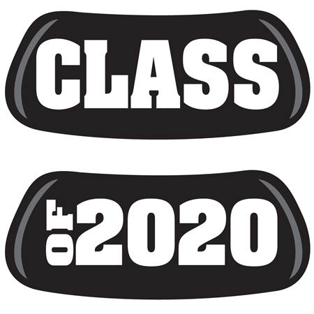 Class of 2020 EyeBlacks