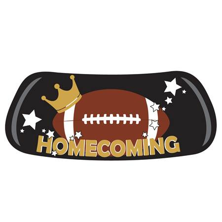 Football Crown Homecoming EyeBlacks