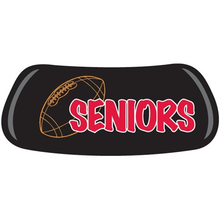 Seniors Football Eyeblack Pair