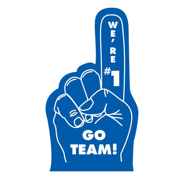 go team temporary tattoo blue  white anderson s knight clipart free knights clip art free