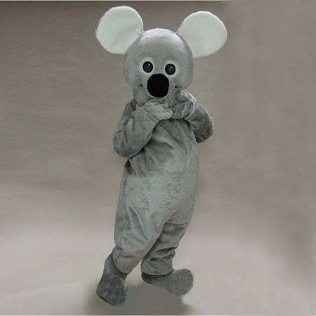 Cute Koala Bear Mascot Costume