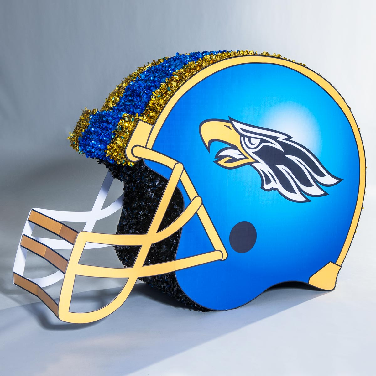 Jumbo Football Helmet Kit