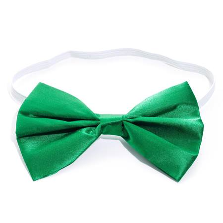 Green Spirit Bow Tie