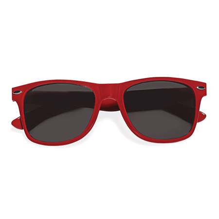 Red Malibu Sunglasses