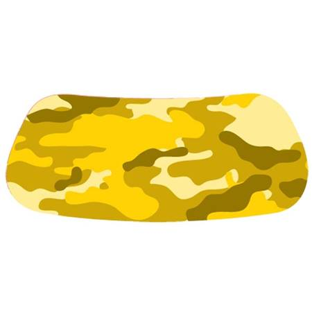 Yellow Camo Eyeblacks