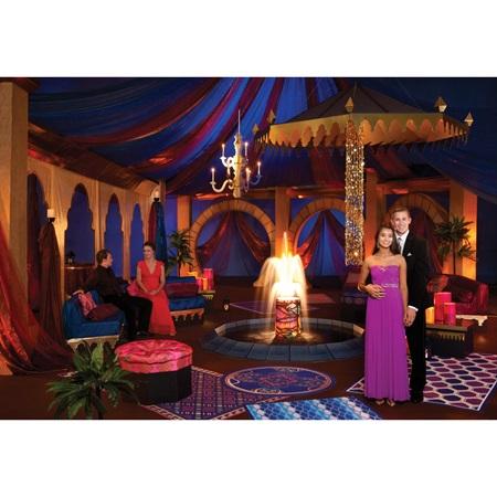 la vie boheme complete prom theme anderson 39 s. Black Bedroom Furniture Sets. Home Design Ideas