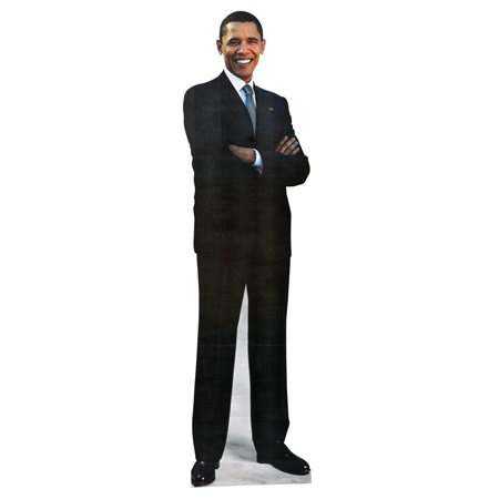 President Obama Life-size Standup