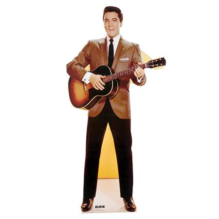 Elvis Photo Op - Guitar