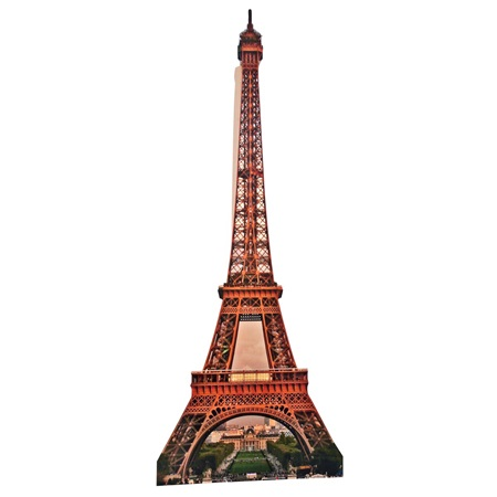 Eiffel Tower Life-size Stand Up