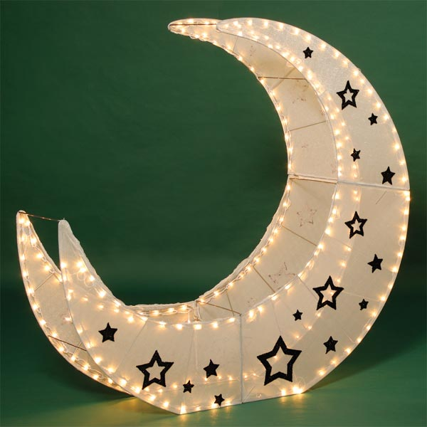 6 ft. Crescent Moon